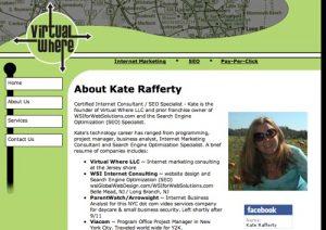 Virtual Where Kate Rafferty