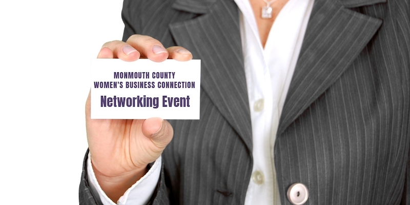 monmouth county women's business connection networking event