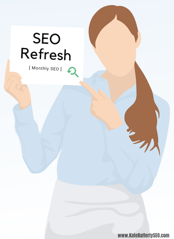 SEO Refresh monthly SEO services